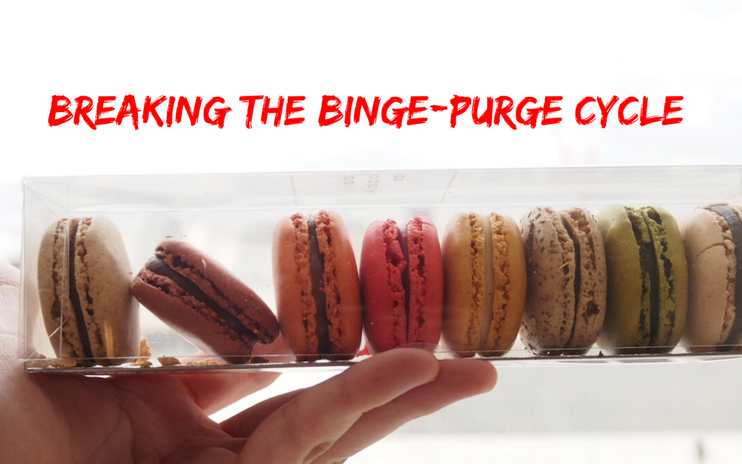 Six Strategies to Stop Your Binge–Purge Cycle