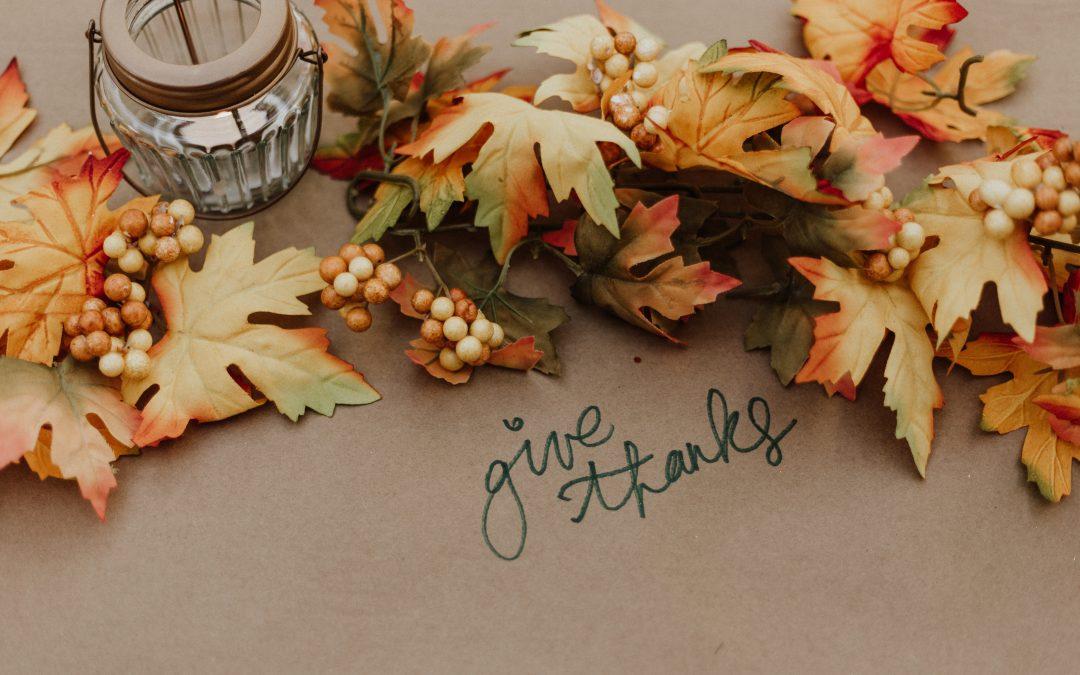 5 Ways to Handle Thanksgiving While Having an Eating Disorder