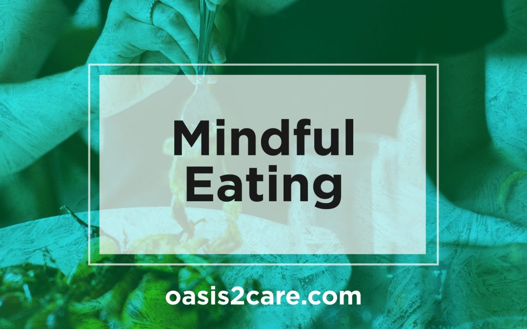 Mindful Eating for Eating Disorders