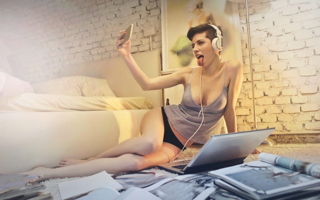Setting the Virtual Scene and Making Cybersex Unforgettable